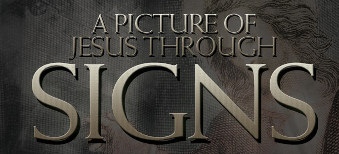 A Picture of Jesus Through Signs133
