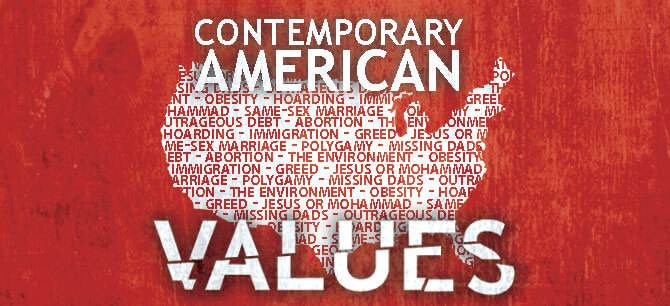 Contemporary American Values110