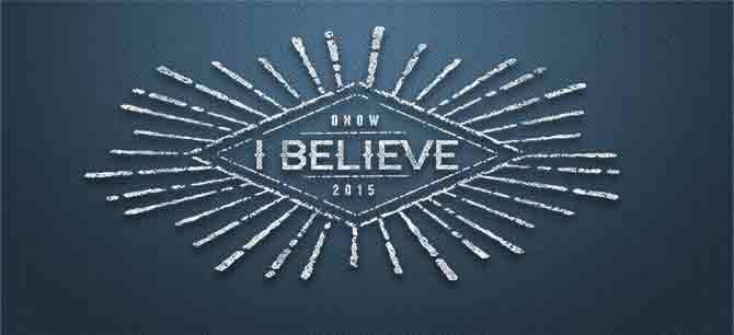 DNOW 2015 - I Believe