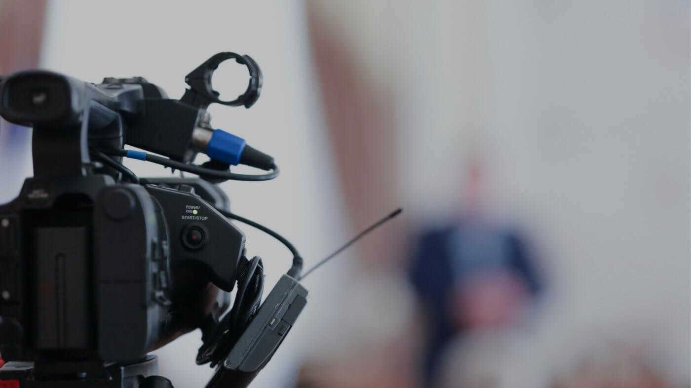 Video Header Image Video Shoot