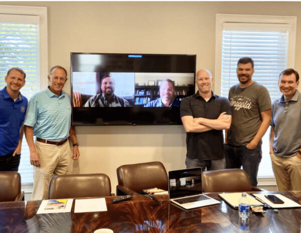 mentoring for young pastors virtual